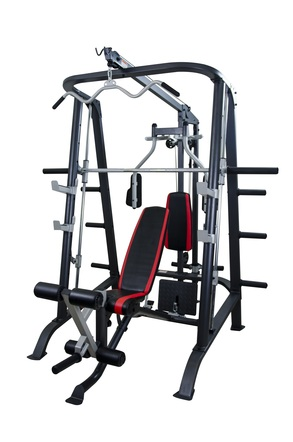 Gimnasio Multifuncional Smith Machine