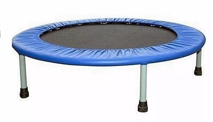 Mini Trampolin Para Aerobics Value Fitness